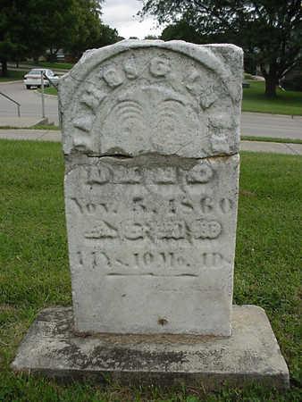 LASH, JAMES C. - Henry County, Iowa | JAMES C. LASH
