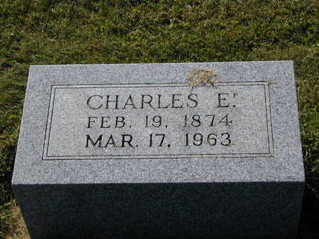 LEE, CHARLES E. - Henry County, Iowa | CHARLES E. LEE