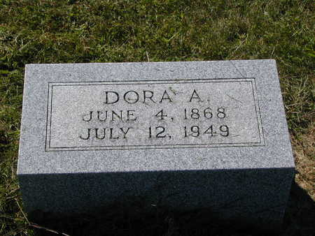 LEE, DORA A. - Henry County, Iowa | DORA A. LEE