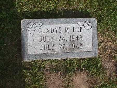 LEE, GLADYS - Henry County, Iowa | GLADYS LEE