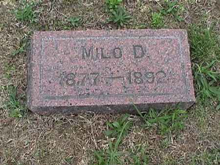 LEE, MILO D. - Henry County, Iowa | MILO D. LEE