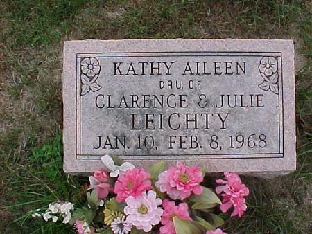 LEICHTY, KATHY AILEEN - Henry County, Iowa | KATHY AILEEN LEICHTY