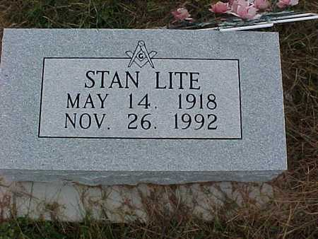 LITE, STAN - Henry County, Iowa | STAN LITE