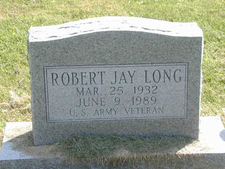 LONG, ROBERT JAY - Henry County, Iowa | ROBERT JAY LONG