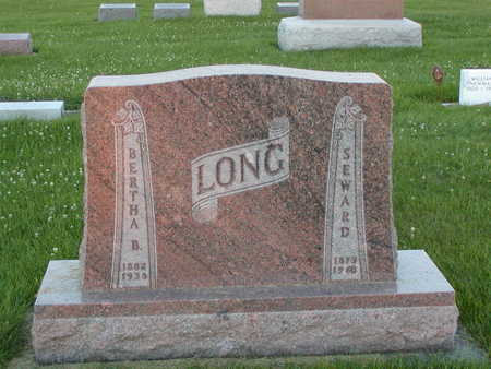 LONG, SEWARD - Henry County, Iowa | SEWARD LONG