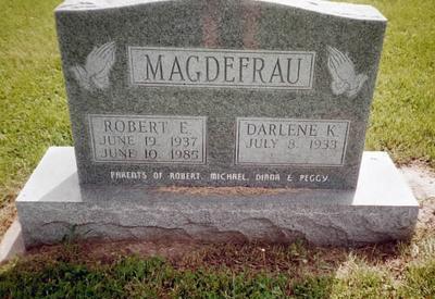 MAGDEFRAU, ROBERT E. - Henry County, Iowa | ROBERT E. MAGDEFRAU