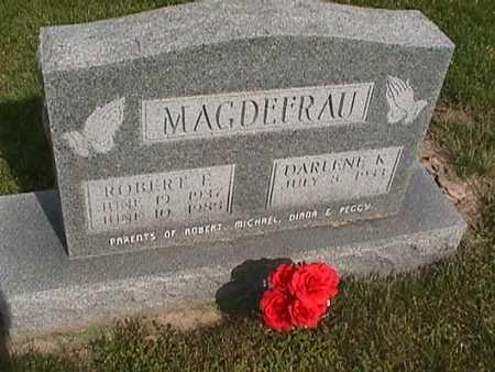 MAGDEFRAU, ROBERT - Henry County, Iowa | ROBERT MAGDEFRAU
