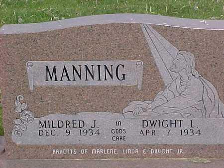 MANNING, DWIGHT - Henry County, Iowa | DWIGHT MANNING