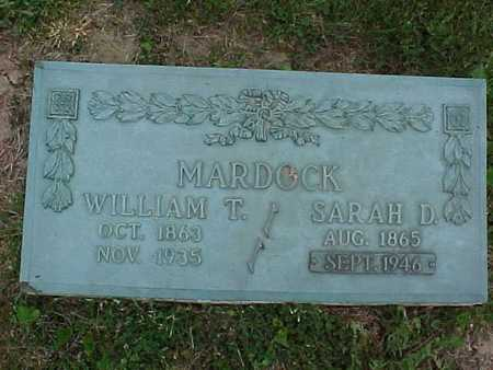 MARDOCK, WILLIAM - Henry County, Iowa | WILLIAM MARDOCK
