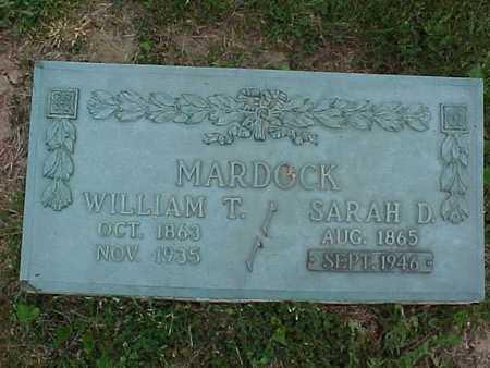 MARDOCK, SARAH - Henry County, Iowa | SARAH MARDOCK