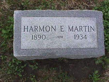 MARTIN, HARMON - Henry County, Iowa | HARMON MARTIN