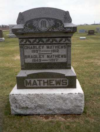 MATHEWS, CHARLEY - Henry County, Iowa | CHARLEY MATHEWS