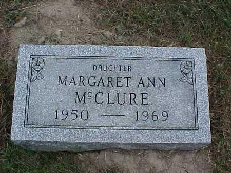 MCCLURE, MARGARET ANN - Henry County, Iowa | MARGARET ANN MCCLURE