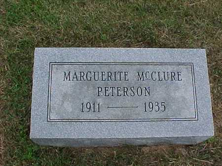 MCCLURE, MARGUERITE - Henry County, Iowa | MARGUERITE MCCLURE