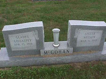 MCGOHAN, LESTER NELSON - Henry County, Iowa | LESTER NELSON MCGOHAN
