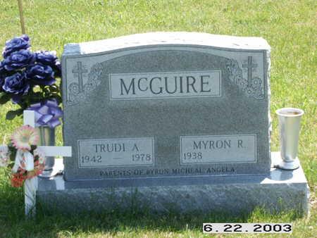 MCGUIRE, MYRON - Henry County, Iowa | MYRON MCGUIRE