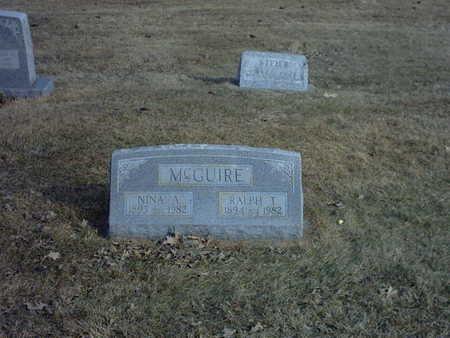 MCGUIRE, RALPH - Henry County, Iowa | RALPH MCGUIRE