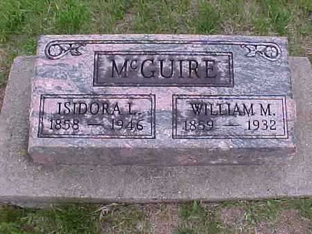 MCGUIRE, WILLIAM M. - Henry County, Iowa | WILLIAM M. MCGUIRE