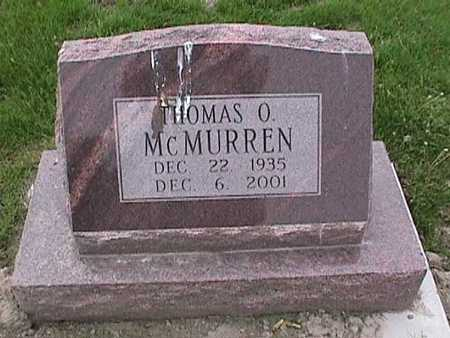 MCMURREN, THOMAS - Henry County, Iowa | THOMAS MCMURREN