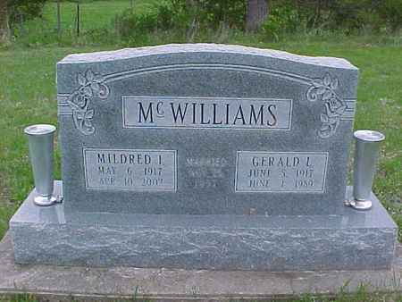 MCWILLIAMS, GERALD - Henry County, Iowa | GERALD MCWILLIAMS