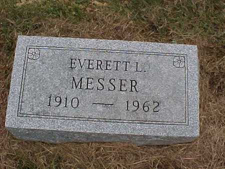 MESSER, EVERETT L. - Henry County, Iowa | EVERETT L. MESSER