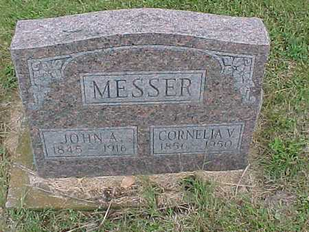 MESSER, CORNELIA - Henry County, Iowa | CORNELIA MESSER