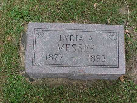 MESSER, LYDIA - Henry County, Iowa | LYDIA MESSER