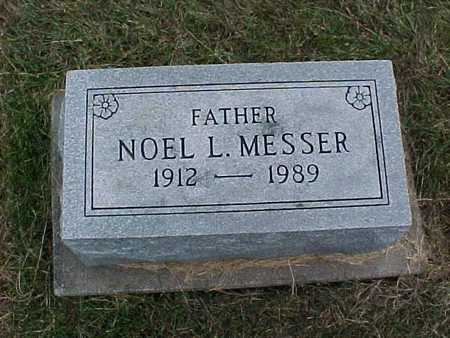 MESSER, NOEL - Henry County, Iowa | NOEL MESSER
