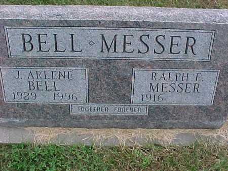 MESSER, J. ARLENE - Henry County, Iowa | J. ARLENE MESSER