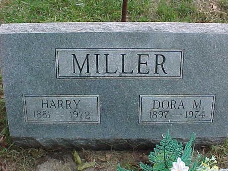 MILLER, HARRY - Henry County, Iowa | HARRY MILLER