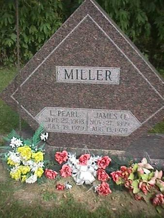 MILLER, JAMES O - Henry County, Iowa | JAMES O MILLER