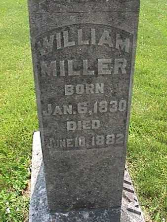 MILLER, WILLIAM - Henry County, Iowa | WILLIAM MILLER