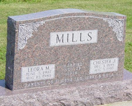 MILLS, CHESTER - Henry County, Iowa | CHESTER MILLS
