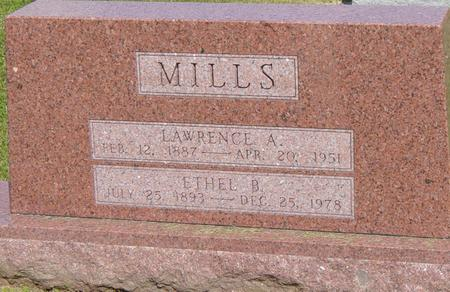 MILLS, LAWRENCE - Henry County, Iowa | LAWRENCE MILLS