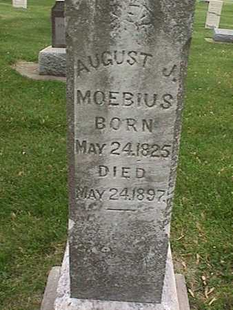 MOBEIUS, AUGUST J. - Henry County, Iowa | AUGUST J. MOBEIUS
