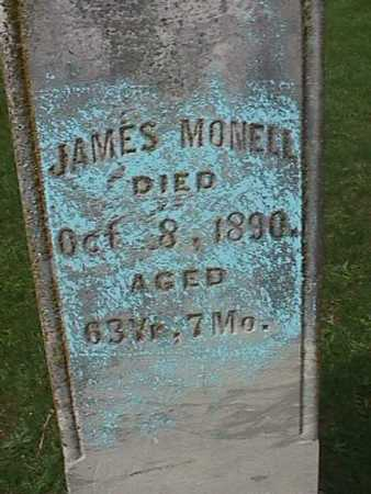 MONELL, JAMES - Henry County, Iowa | JAMES MONELL