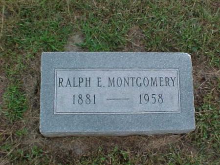 MONTGOMERY, RALPH - Henry County, Iowa | RALPH MONTGOMERY
