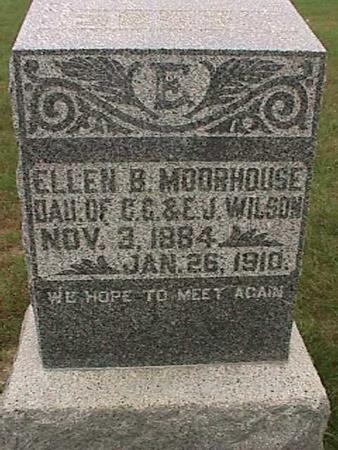 MOREHOUSE, ELLEN - Henry County, Iowa | ELLEN MOREHOUSE