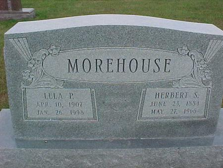 MOREHOUSE, LELA - Henry County, Iowa | LELA MOREHOUSE