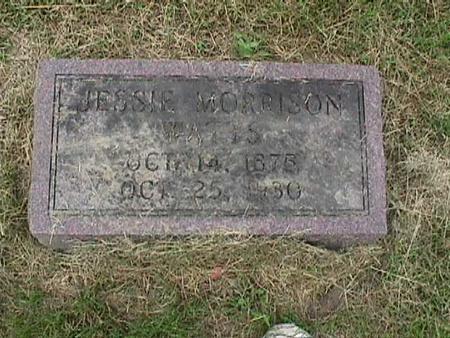 MORRISON, JESSE - Henry County, Iowa | JESSE MORRISON