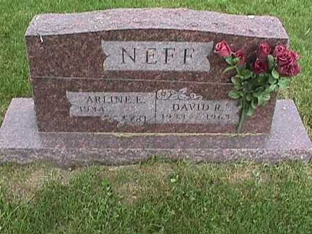 NEFF, ARLINE - Henry County, Iowa | ARLINE NEFF