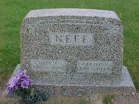 NEFF, MARY - Henry County, Iowa | MARY NEFF