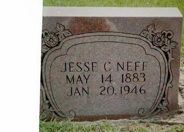 NEFF, JESSE C. - Henry County, Iowa | JESSE C. NEFF