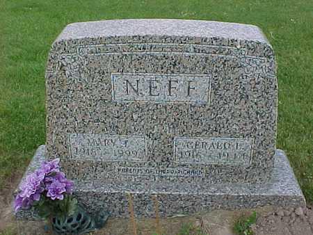 STALTER NEFF, MARY - Henry County, Iowa | MARY STALTER NEFF