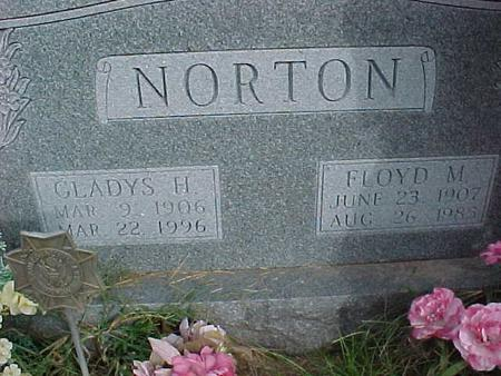 NORTON, FLOYD M - Henry County, Iowa | FLOYD M NORTON