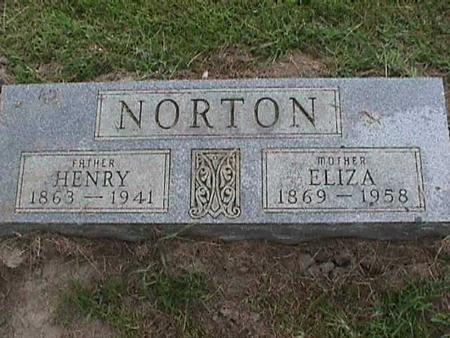 NORTON, HENRY - Henry County, Iowa | HENRY NORTON