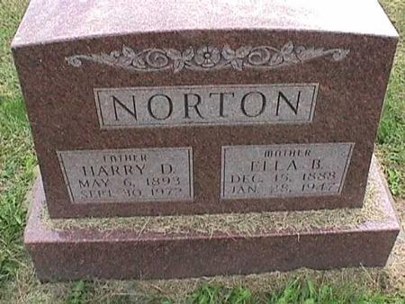 NORTON, HARRY D - Henry County, Iowa | HARRY D NORTON