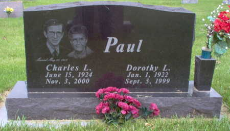 PAUL, DOROTHY L. - Henry County, Iowa | DOROTHY L. PAUL