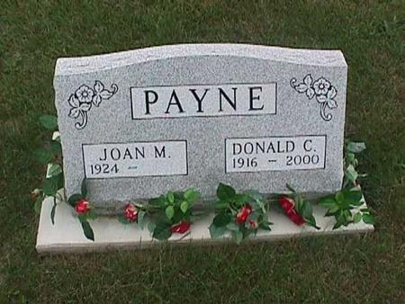 SLOAT PAYNE, JOAN - Henry County, Iowa | JOAN SLOAT PAYNE
