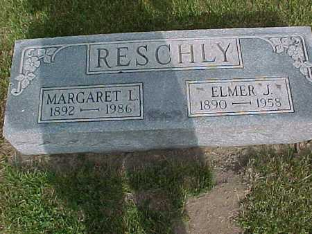 RESCHLY, MARGARET - Henry County, Iowa | MARGARET RESCHLY